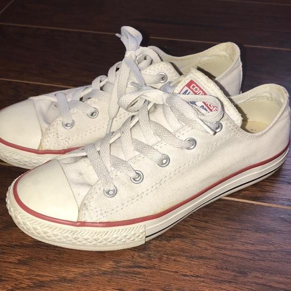 Converse Shoes | White Converse Kids